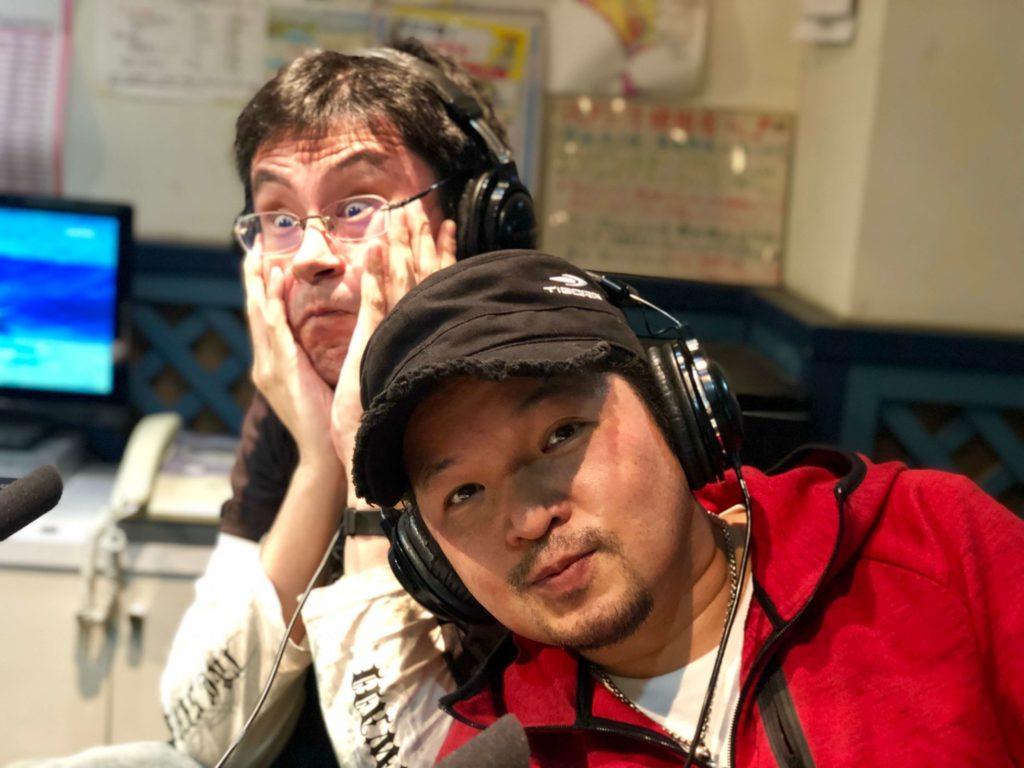 丸塚ミツルさんと本庄トムさん